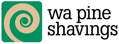WA Pine Shavings logo